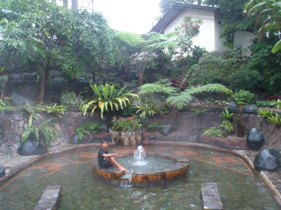 Ciater Hot Spring : Pool