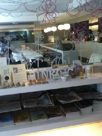 Dandy Hotel - Tianmu Branch: breakfast area