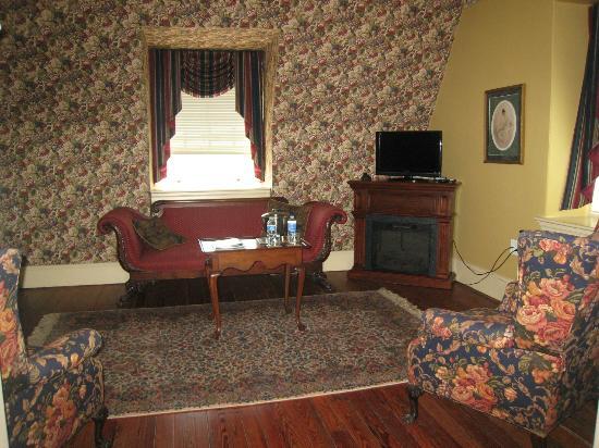Hamanassett Bed & Breakfast: Suite