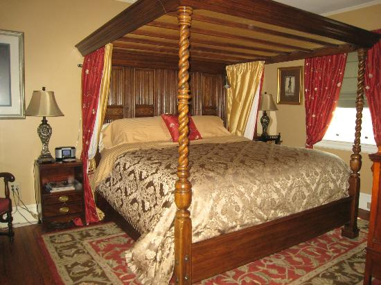 Hamanassett Bed & Breakfast: Suite
