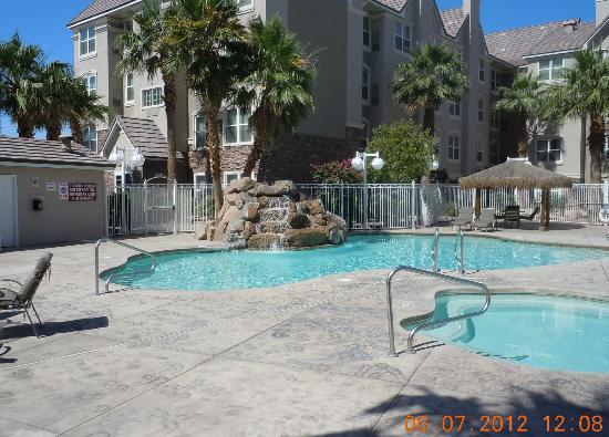 Residence Inn Las Vegas South: My favorite place