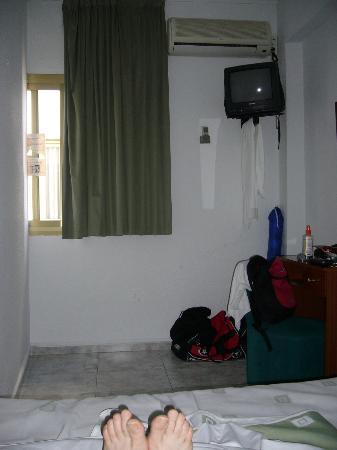 Camposol: my room