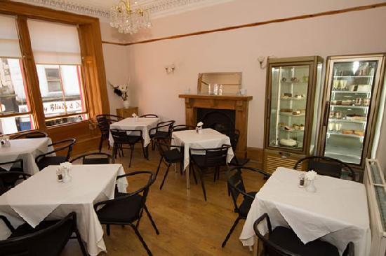 Blairdene Guest House: CAFE