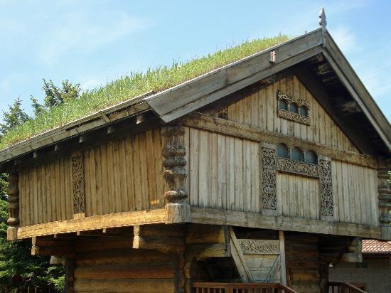 Minot, ND: Stabbur, Scandinavian Storehouse