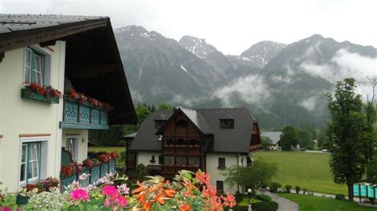 Hotel Annelies: Blick aus der JS ( Zi 208 )