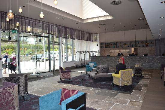 Crieff Hydro Hotel and Resort: Reception Area