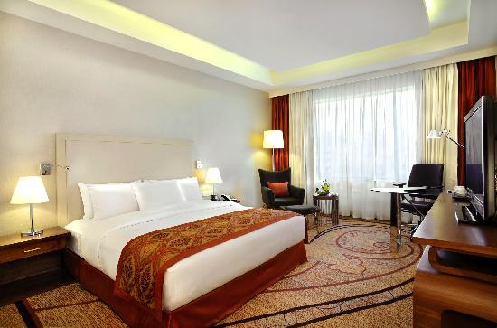 DoubleTree by Hilton Gurgaon-New Delhi NCR: King Guest Room