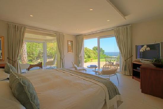 Ocean View House: Garden suite