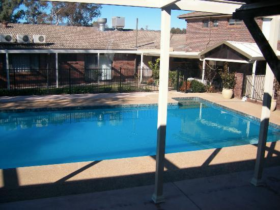 Tumut Valley Motel : Very clean, good for people from Bondi in Winter