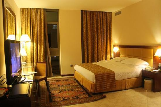 Vision Hotel Apartments: so spacious!