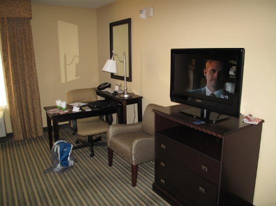 Hampton Inn & Suites Thousand Oaks: kamer