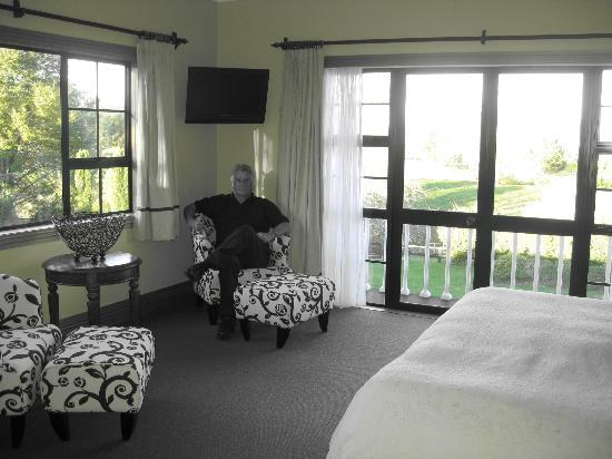 Hamurana Lodge: Suite