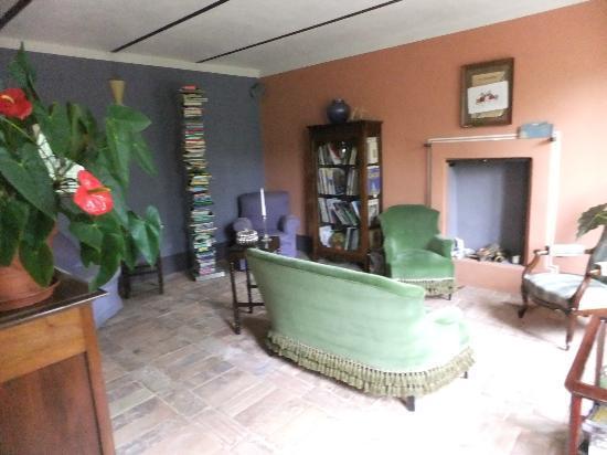 Casa Isabella: Lounge