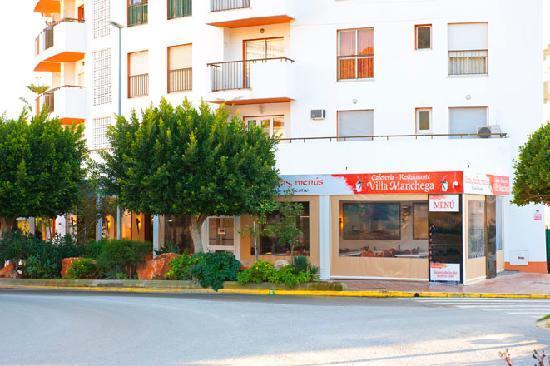 Villa Manchega