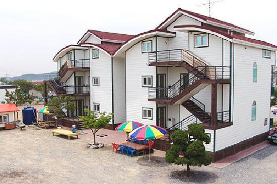 Noeulbit Eunhye Pension : 입구2