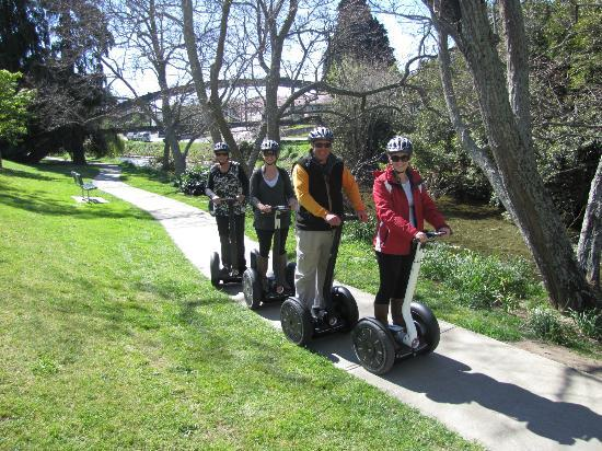 Move Nelson Segway Tours