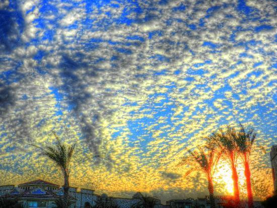 Rixos Sharm El Sheikh : Территория отеля