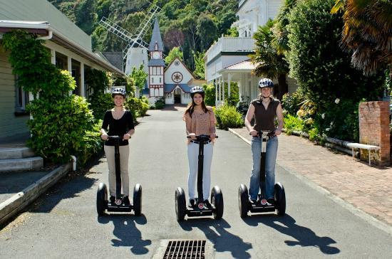 Move Nelson Segway Tours : Founders Heritage Village