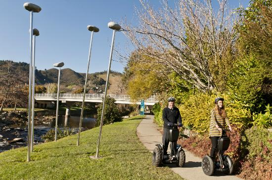 Move Nelson Segway Tours : Riverside Artwork