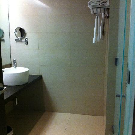 NH Collection Monterrey: Bathroom