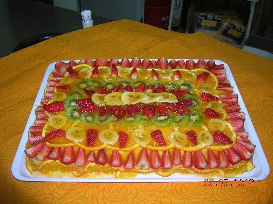 Agriturismo Monte Del Sol: torte personalizzate