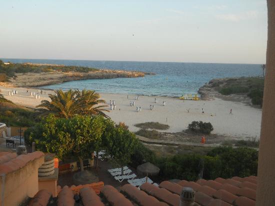 Eden Village Siesta Playa: panorama dalla E 310 (studio)