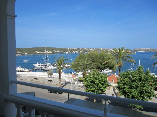 Hotel Port Mahon - sea view