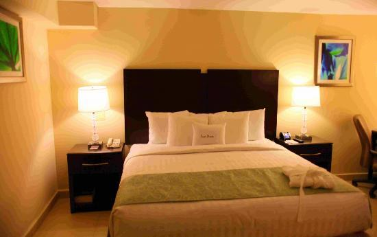 DoubleTree By Hilton Panama City: Bedroom