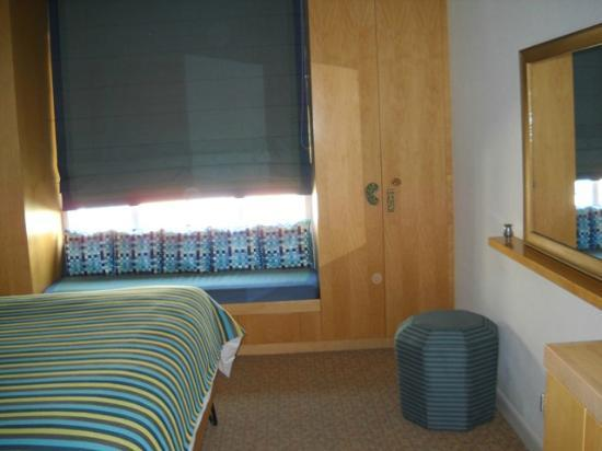 The Hotel of South Beach: basic room