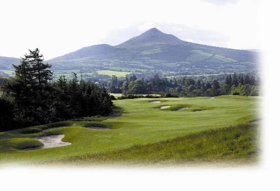 Powerscourt Golf Club Enniskerry Ireland Top Tips