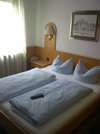 Hotel Liebetegger: Doppelbett