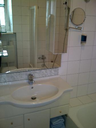 Hotel Liebetegger: Sanitäranlage