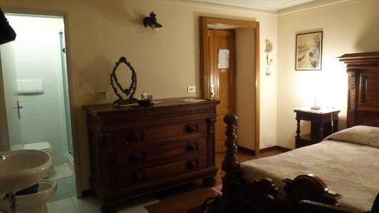 Albergo Milano: Chambre