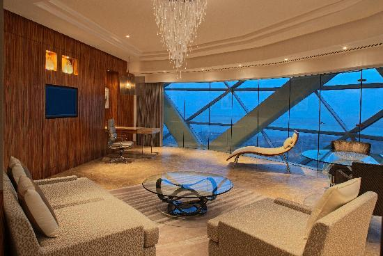 Hyatt Capital Gate: Executive Suite Lounge