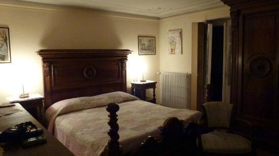 Albergo Milano: Chambre double