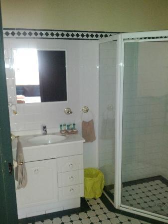 Hahndorf Motel : Room 4 Bathroom