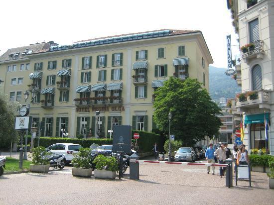 Regina Olga Hotel: Front of hotel