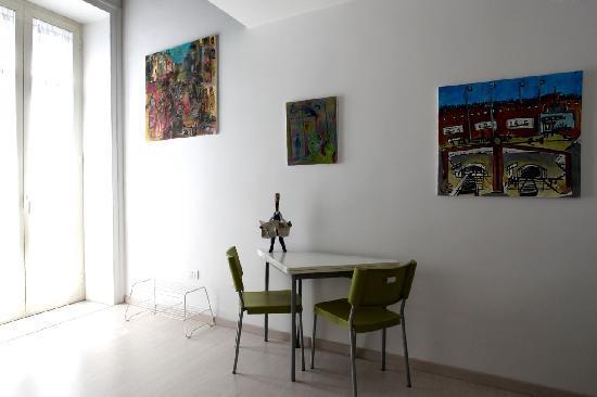 DormidaMe Castello: Suite soggiorno