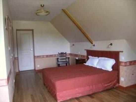 La Roche : Room upstairs