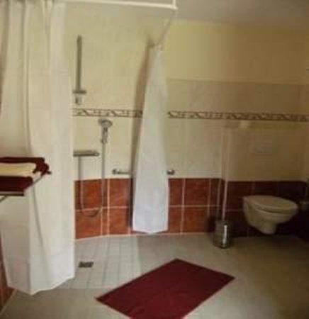 La Roche : Bathroom family room
