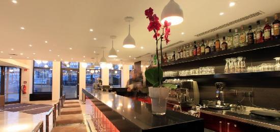 Golden Tulip Kassel Hotel Reiss: Reissbar