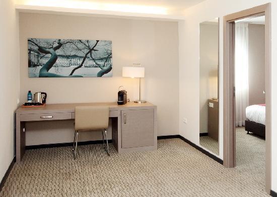 Golden Tulip Kassel Hotel Reiss: One Bedroom Suite