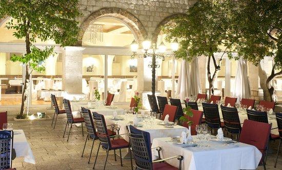 Klarisa Restaurant - Mediterranean delicacies: restaurant Klarisa