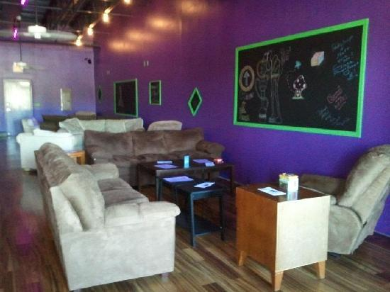 The Caterpillar Den Hookah Lounge