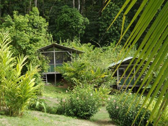 Campanario Biological Station: Cabins
