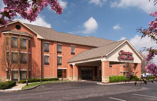 Hampton Inn and Suites-Chesterfield: Hampton Inn & Suites-Chesterfield