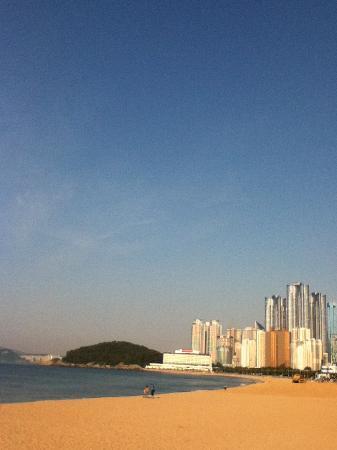 Toyoko Inn Busan Haeundae: ヘウンデビーチ