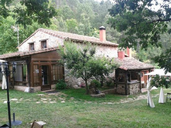 Casa Carmela - Rural Hotel: Esta es la zona de recepcion y comedor