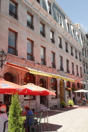 Photo of Auberge de la Place Royale Montreal