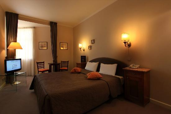Hotel Leonardo Prague: Classic Elegant King Room